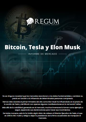 BTC, Tesla y Elon Musk