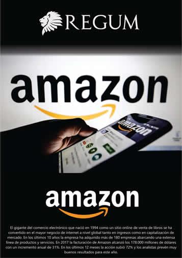 Reporte Amazon Febrero 2018