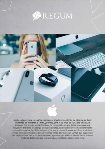 Reporte Apple Agosto 2018