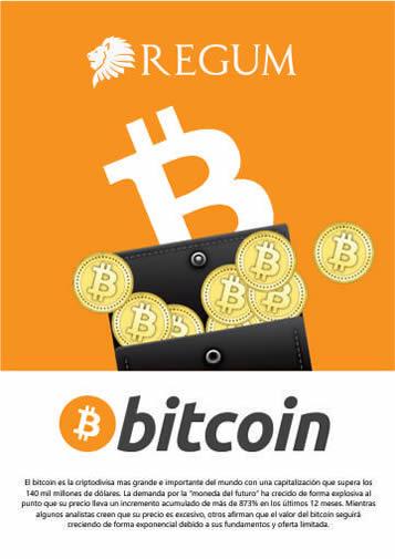 Reporte Bitcoin Noviembre 2017