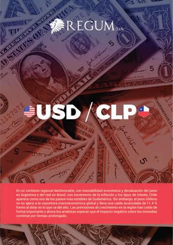 Reporte Dolar vs Peso Chileno Setiembre 2018