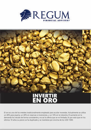 Reporte Oro Enero 2017