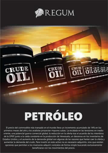 Reporte Petroleo Abril 2018
