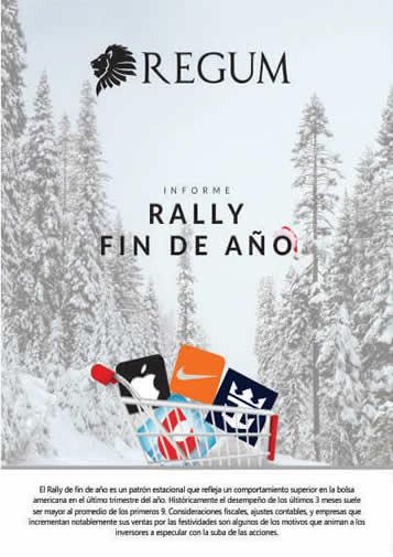 Reporte Rally de Fin de Año Octubre 2017