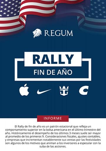 Informe Rally de Fin de Año 2019