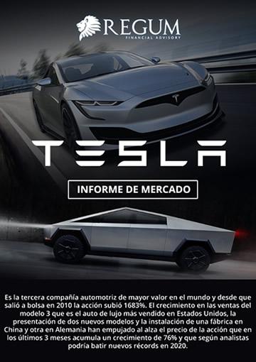 Informe Tesla