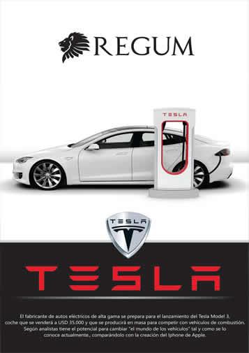 Reporte Tesla Agosto 2017
