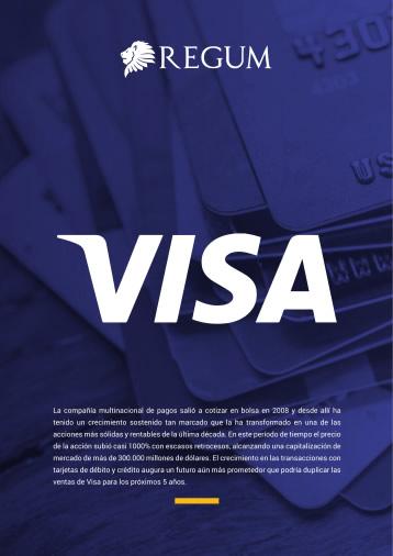 Reporte Visa Febrero 2019