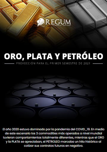 Oro, Plata y Petróleo