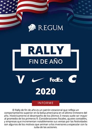 Informe Rally de Fin de Año 2020